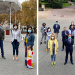 Pasarela Gasteiz On 2020 BSafe mascarillas