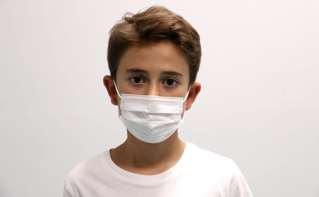 mascarilla higienica BSafe infantil homologada