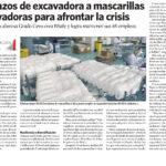 DIARIO EL ECONOMISTA ENTREVISTA A BSAFE MASCARILLAS