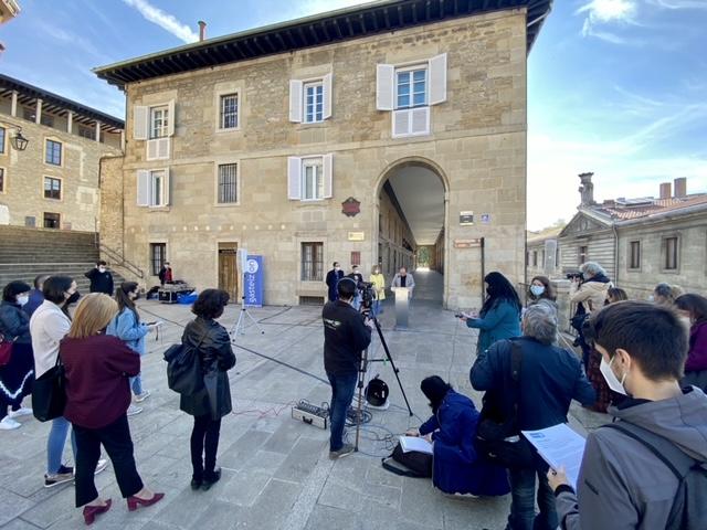 Presentacion pasarela Gasteiz ON Primavera-Verano 2021